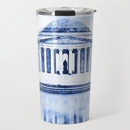 Thomas Jefferson Memorial Travel Mug