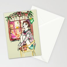 Even ELF shouldn't be alone at Christmas Stationery Cards