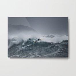 The Art Of Surfing In Hawaii 39 Metal Print