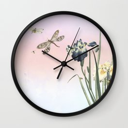 ...and all time immemorial Wall Clock