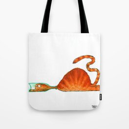 Bottle Tote Bag