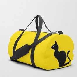 Angry Animals: Cat Duffle Bag