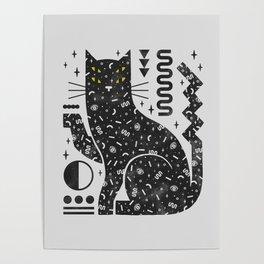 Magic Cat Poster