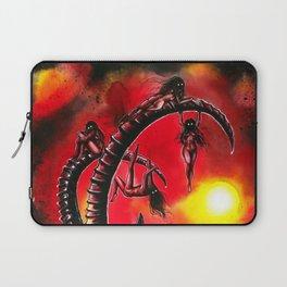 Bitches keep summon me! Laptop Sleeve