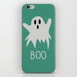 Are you scared ? #4 iPhone Skin