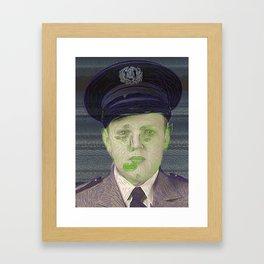 Hard Hearted Men Found World Wide Framed Art Print