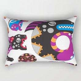 Animales Interiores  Rectangular Pillow