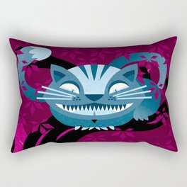 Cheshire smile Rectangular Pillow