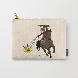 Curious George/Planet of the Apes Carry-All Pouch