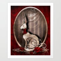 victorian Art Prints featuring VICTORIAN by Studio 566 / Penny Collins
