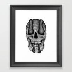 SKVLL Framed Art Print