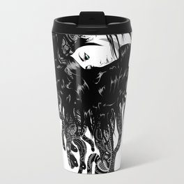The Pain Of Beauty Metal Travel Mug