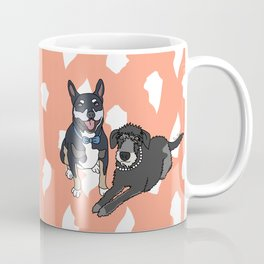 Dougie and Frankie Coffee Mug
