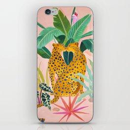 Cheetah Crush iPhone Skin