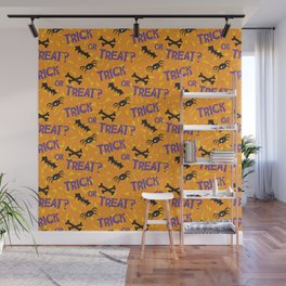 Trick or Treat? Wall Mural
