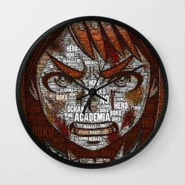 Ochako Uraraka - Boku no Hero Academia   My Hero Academia Wall Clock