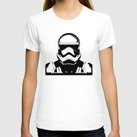 trooper T-shirts featuring Trooper  by Rabassa