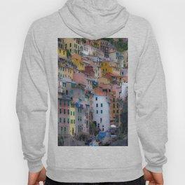 Enchanting Cinque Terre Hoody