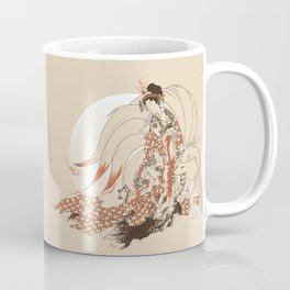 Ninetales Daji Coffee Mug