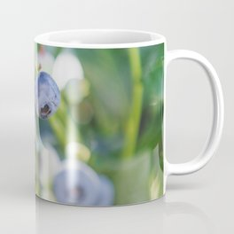 Perfect Pair at the Blueberry Patch Coffee Mug
