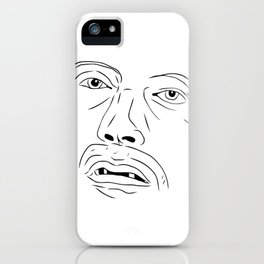 Mad Mads iPhone Case