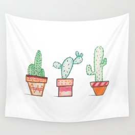Cactus 2 Wall Tapestry