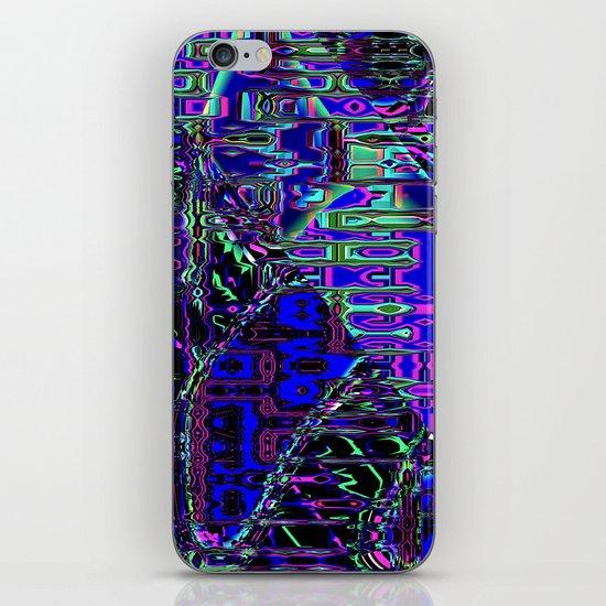 Gumby Loves Gidget iPhone & iPod Skin