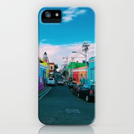 bo-kaap iPhone Case