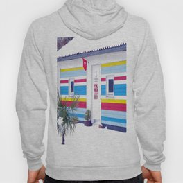 On the beach Hoody