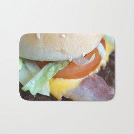 Burgers  Bath Mat