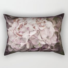 Hydrangeas Rectangular Pillow