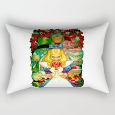 Hello Alice Rectangular Pillow