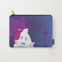Gengar eating ice cream Carry-All Pouch