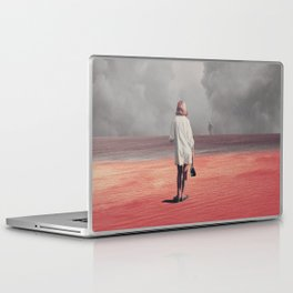 Watching you Leave me. Didn't want to Laptop & iPad Skin