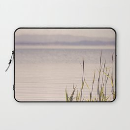 Retro Lakeside Laptop Sleeve