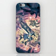 Splashing in 8Bit iPhone & iPod Skin