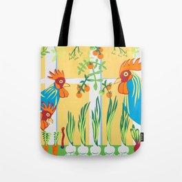 Earlybirds Tote Bag