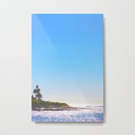 California Dreamin' Metal Print