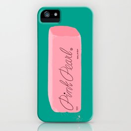 PINK PEARL  iPhone Case