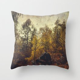Find your place Throw Pillow