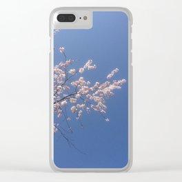 Cherry Blossoms/Sakura (Japan)--2015 Clear iPhone Case