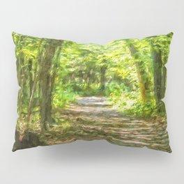 Through the woods Pillow Sham