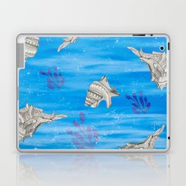 Sea Shells Laptop & iPad Skin