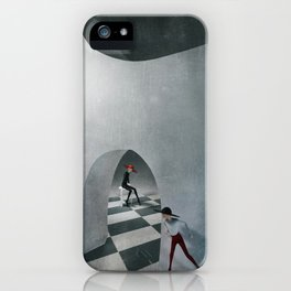 Hide n Seek iPhone Case