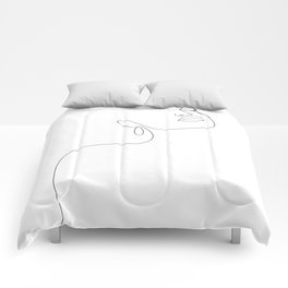 Dreamy Girl Comforters