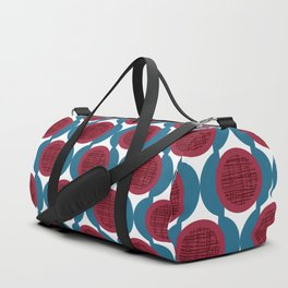 Rosenthal Red Duffle Bag