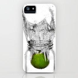 Splash Away iPhone Case