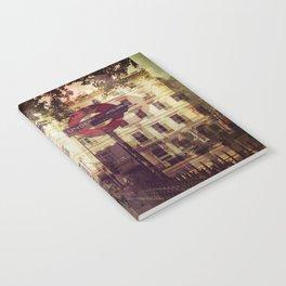 London Street Life Notebook