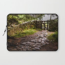 The Path at Blea Tarn Laptop Sleeve