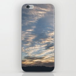 """Sunrise Horizon 1"" by Murray Bolesta iPhone Skin"